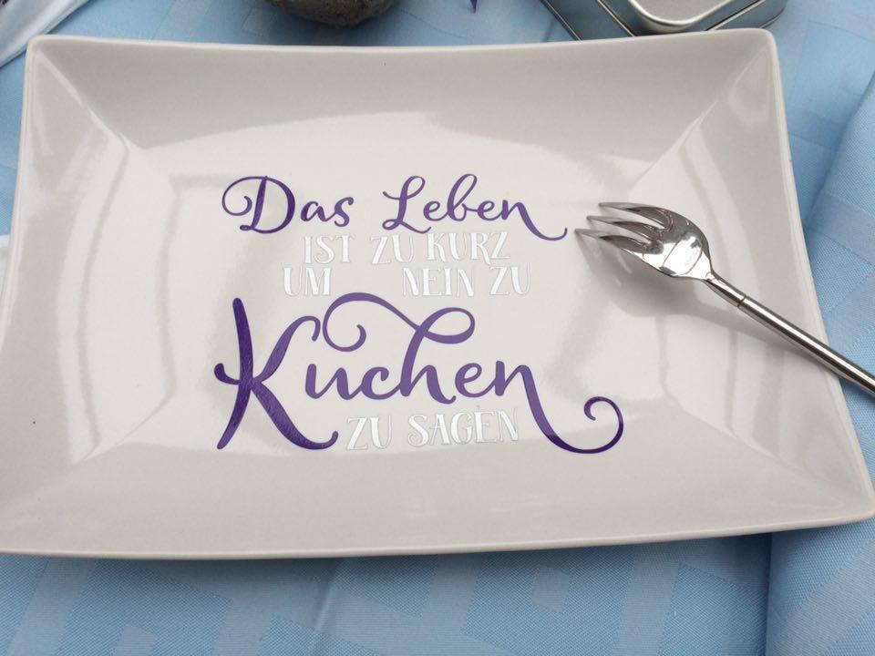 """Plotterdatei """"Sprüche Kuchen"""" + Papiere - kleine göhr.e design"""