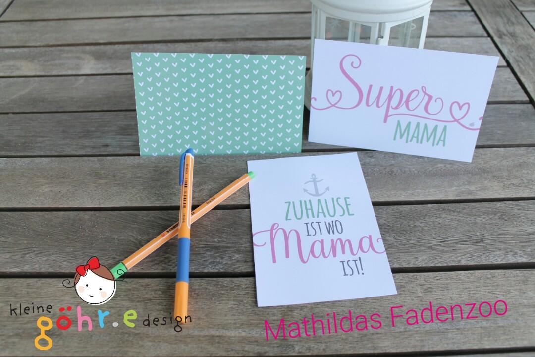 Plotterdatei Spruche Muttertag Kleine Gohr E Design