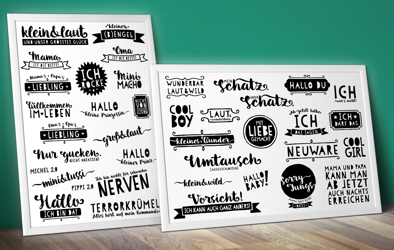 sprüche | produktkategorien | kleine göhr.e design