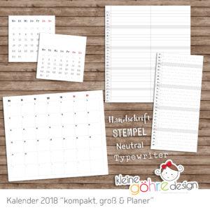Vorschau_Kalender 2018