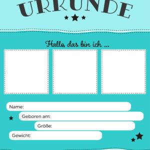 Geburtsurkunde_Handarbeit_pfade