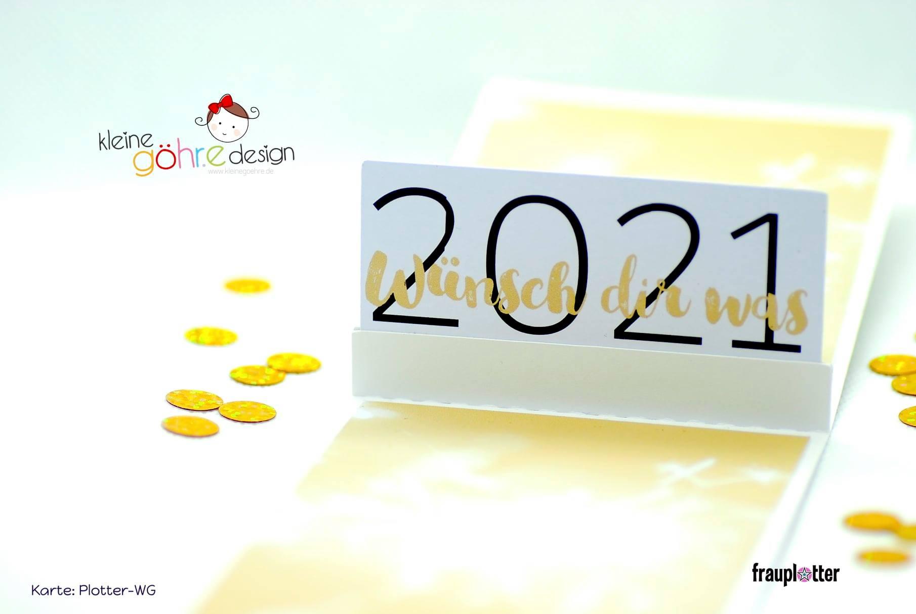Silvesterwünsche 2021